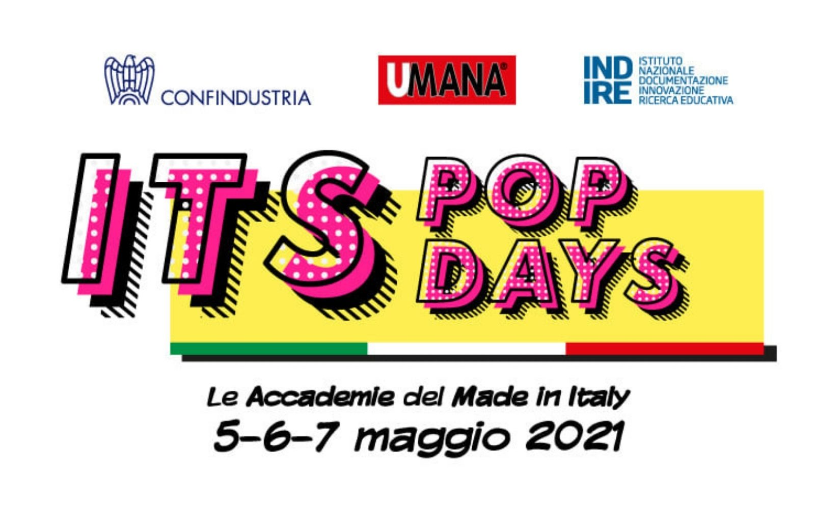 La Fondazione ITS Agro partecipa all'evento ITS POP DAYS 2021