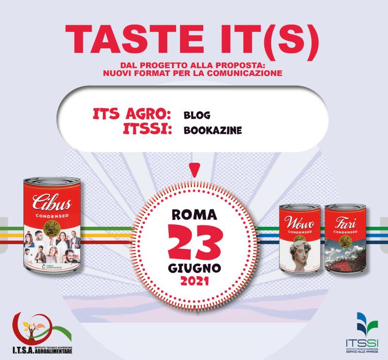 Taste it(s) - 23 giugno