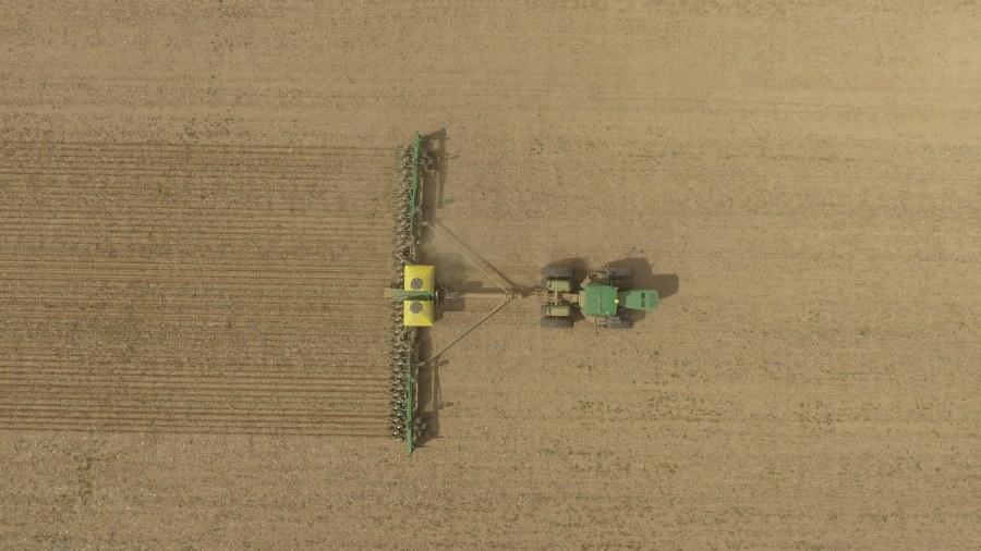 Uso della tecnologia nell'agricoltura