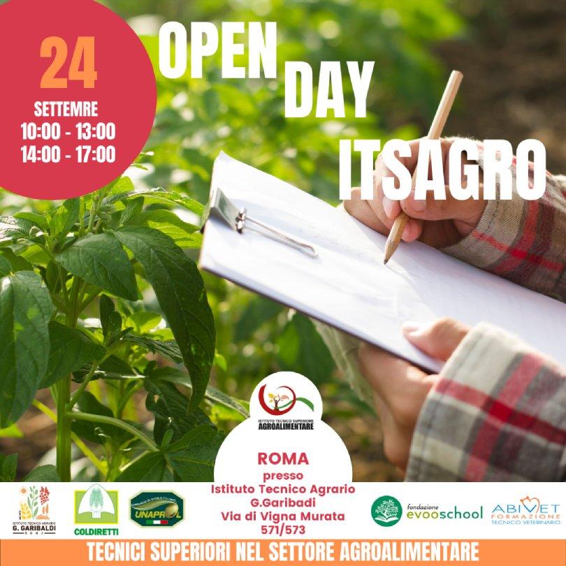 Open Day ITSAgro